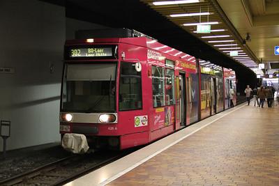BOGESTRA Bochum_Gelsenkirchen 426 Gelsenkirchen Hauptbahnhof Mar 12