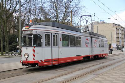 BOGESTRA Bochum_Gelsenkirchen 677 Goldbergstrasse Buer 2 Mar 12