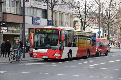 ASEAG Aachen 162 Kapuzinergraben Aachen Mar 12