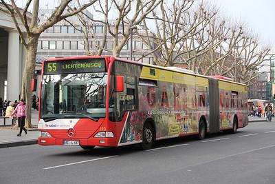 ASEAG Aachen 193 Freidrich Wilhelm Platz Aachen Mar 12