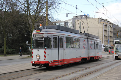 BOGESTRA Bochum_Gelsenkirchen 677 Goldbergstrasse Buer 1 Mar 12
