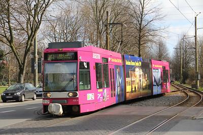BOGESTRA Bochum_Gelsenkirchen 426 Goldbergstrasse Buer 2 Mar 12