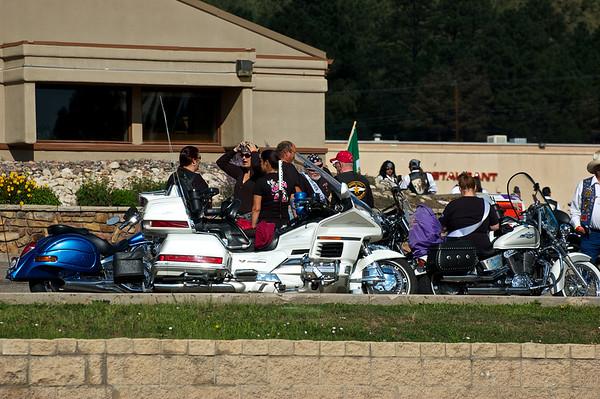 Motorcycle Parade 2011