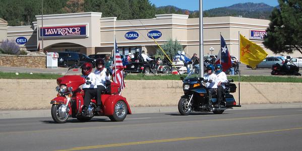 Motorcycle Parade 2012
