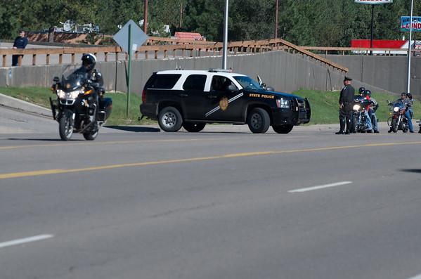 Motorcycle Parade 2014
