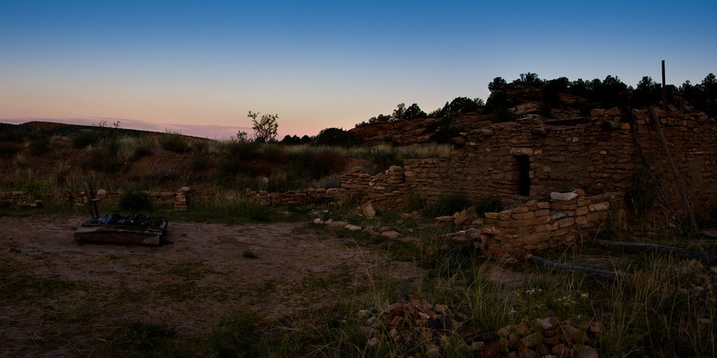 Sue's Ruin in the early morning