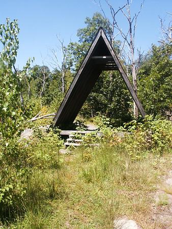 Camp Todd Ruins