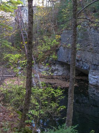 Walkill Quarry Ruins