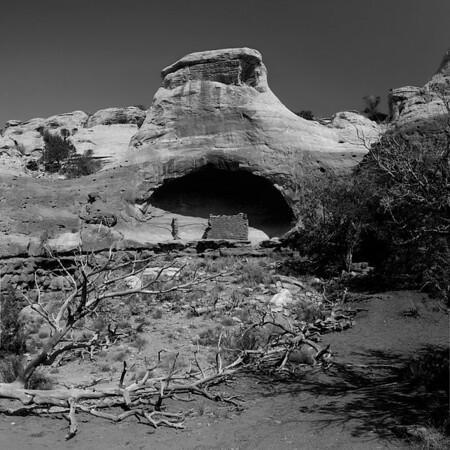Saddlehorn Hamlet from a Distance
