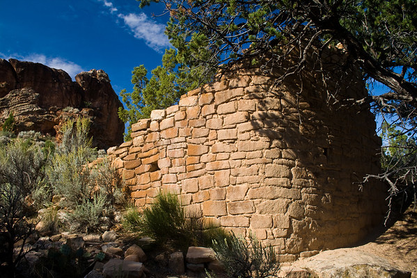 Castle Rock Pueblo Ruins