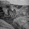 Grand Canyon Black & White