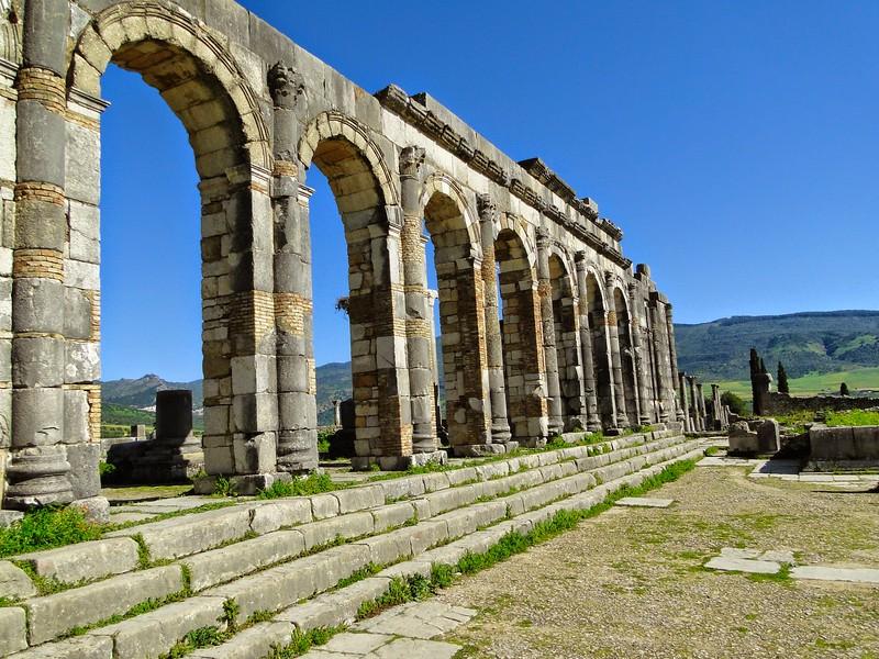 Volubilis Roman Ruins