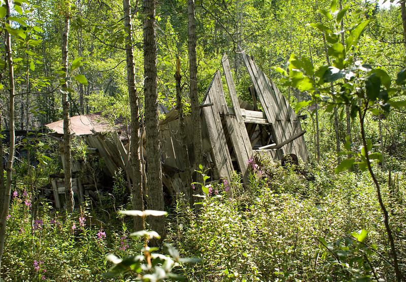 Chititu Mining Camp, Alaska