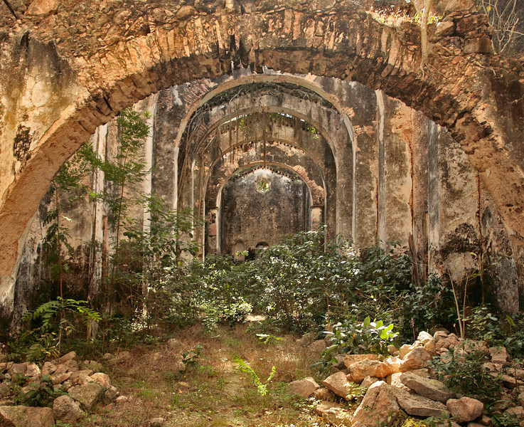 Hacienda Tabí, Iglesia