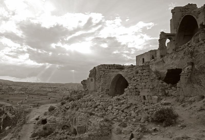 Old Çavuşin, Capadocia