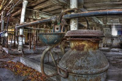 Abandoned Glennslope Barn