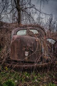 Antique Autobot