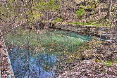Jackson Sanitorium, Pool
