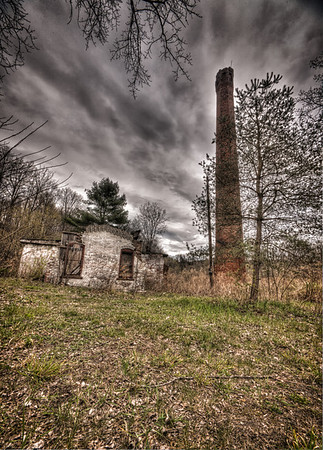 Outlet Trail Mill Ruins