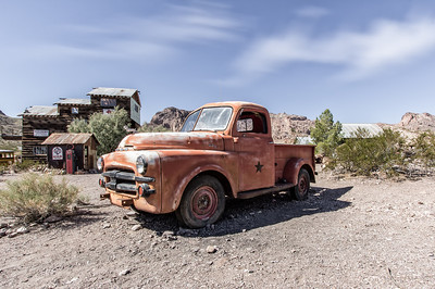 Route 66 and Abandoned Southwest
