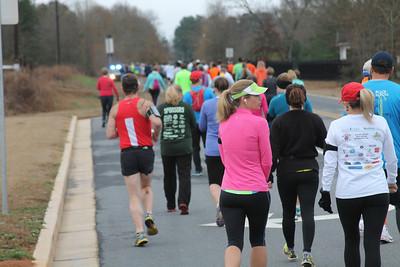 Run Across Walton Half Marathon