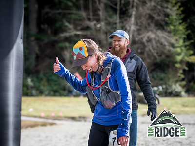 Run Ridge Run 2017. Coast Mountain Trail Series. Photo: Scott Robarts Photography