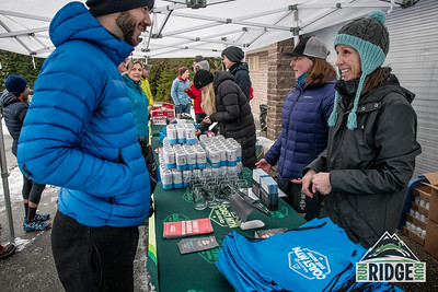 Run Ridge Run 2019, part of the Coast Mountain Trail Series. Photo by Scott Robarts
