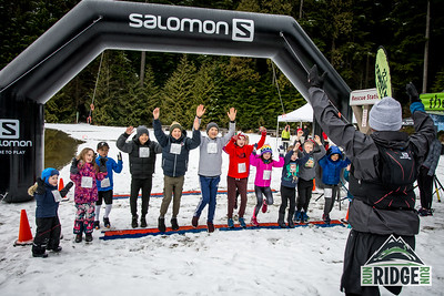 Run Ridge Run 2019, part of the Coast Mountain Trail Series. Photo by Scott Robarts