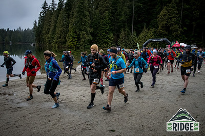 Run Ridge Run 2020. Photo by Scott Robarts