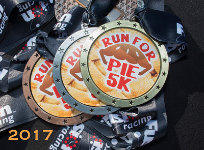 Run for Pie 5K - 2017 Pre and Post Photos