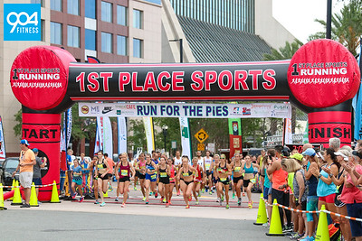 Run for the Pies - Elites