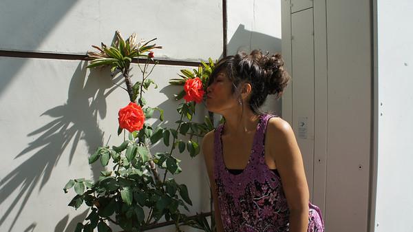 Arlen and Elisa San Diego 2011 Trip