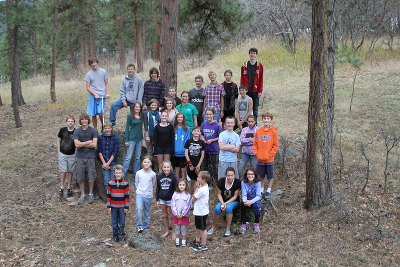 Pond Family Fall Party