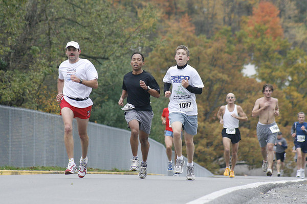 Red Ribbon 5K, Oct 22<br>Photos by Julie Black