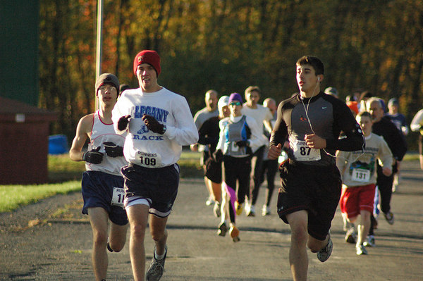 Autumn Glory Race for Sight, Oct 14<br>Photos by JR Petsko