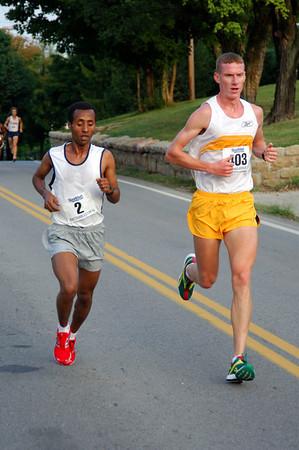 Charleston Distance Run<br>Photos by J.R. Petsko
