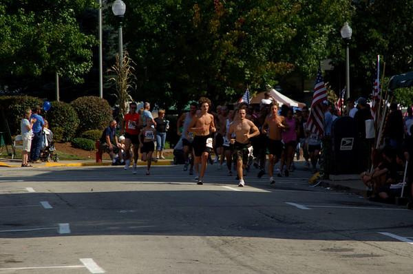 Scottdale Fall Festival 10K/5K - Photos by J.R. Petsko