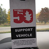 Saw lots of these around Door County including in my vehicle!