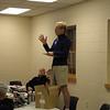 Race director Robert Wehner