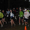 50 Mile runners at start