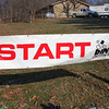 Start line for the 2009 Tecumseh Trail Marathon