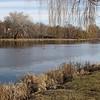 Fox River alongside Frame Park