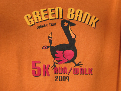 Green Bank Turkey Trot 5K