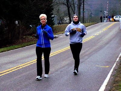 2009 Run-Walk Photos