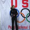 Lisa Christensen - Women's Half Marathon 2nd place
