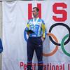 Albertus Rohling - Men's Marathon 2nd place