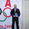 Steve Brenner - Men's Marathon 3rd place