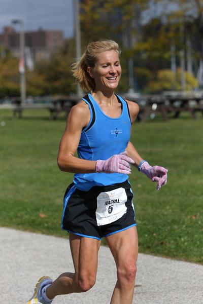 Women's winner - Nacole Fredrickson