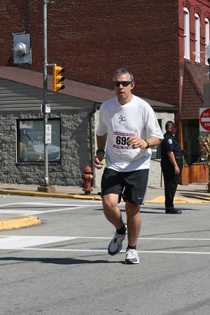 Scottdale Fall Festival 10K Run 5K Run/Walk