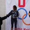 Jennifer Chaudoir - Women's Half Marathon: 2nd Place